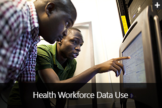 Health Workforce Data Use