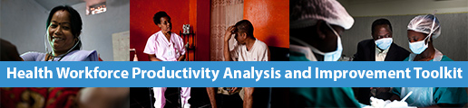 Health Worker Productivity Analysis and Improvement Toolkit